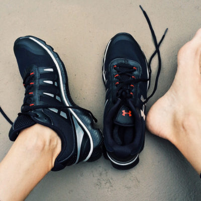 Plantar Fasciitis Pain: Trying to Manage Running and Training