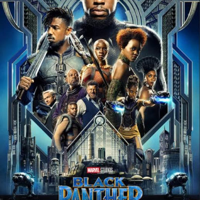 Marvel-ous Monday: New Black Panther Trailer