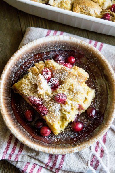 Christmas Breakfast Casserole, Make-Ahead Christmas Breakfast