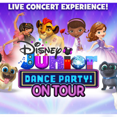 Disney Junior Dance Party Coming to Atlanta's Fox Theatre