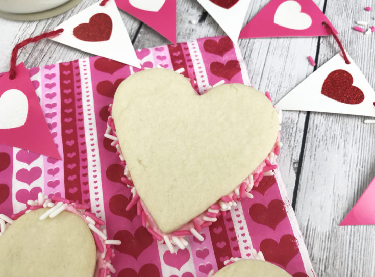 Valentine's Day Sandwich Cookies, Heart Shaped Cookies for Valentine's Day, Valentine's Day Gifts, Valentine's Day Cookies