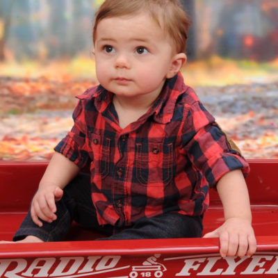 Happy Birthday, Charlie! My Youngest Turns 1