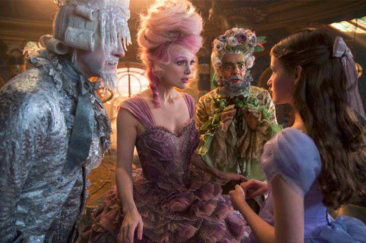 Disney's The Nutcracker and the Four Realms, Disney's Nutcracker Trailer, Disney's Nutcracker Recipes