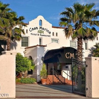 Check Into a Haunted Hotel | Casa Marina Hotel in Jacksonville, Florida