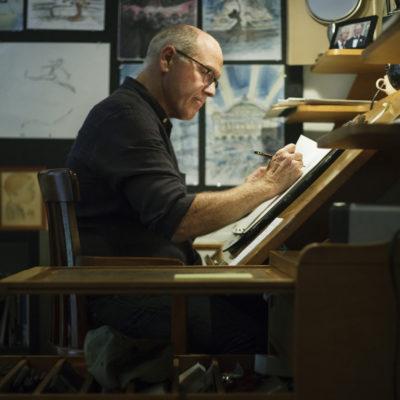 New Exhibit! The Walt Disney Family Museum – Make Believe: The World of Glen Keane