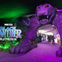 Attending Marvel's Black Panther World Premiere | The Details