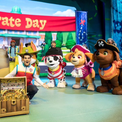 "See PAW Patrol Live! Atlanta | ""The Great Pirate Adventure"""
