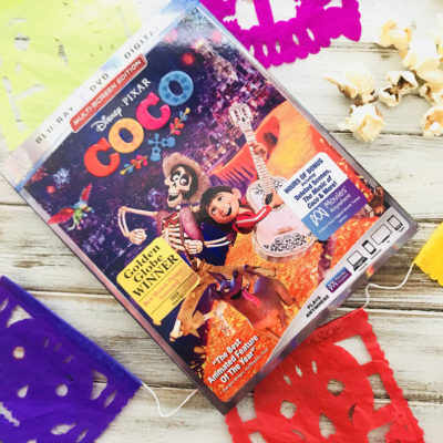 Go Behind The Scenes: Coco DVD Bonus Features