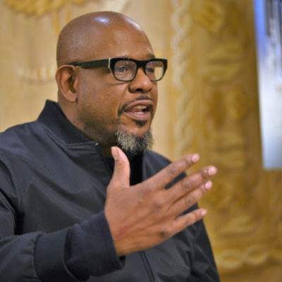 5 Things I Learned About Black Panther's Zuri: Forest Whitaker Interview | #BlackPantherEvent