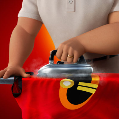 Parenting is a Heroic Act: Pixar Incredibles II Sneak Peek