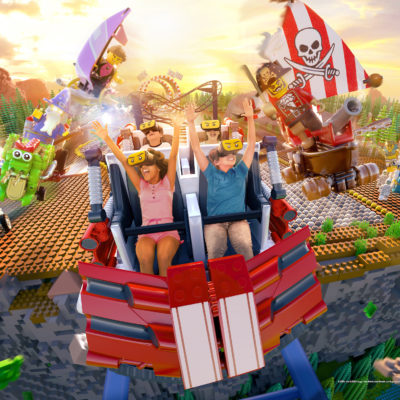 The Great LEGO Race Opens March 23 | LEGOLAND Florida Resort