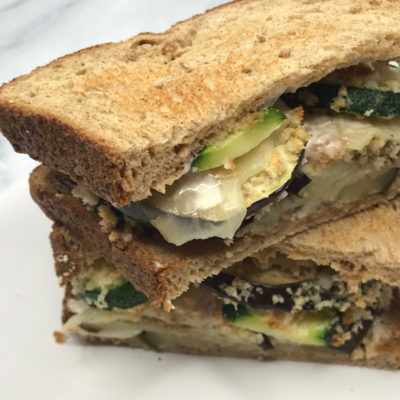 The Best Vegetable Sandwich Recipe – Perfect for Lunch!