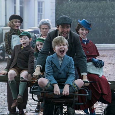 Mary Poppins Returns Teaser Trailer & Poster – It's HERE