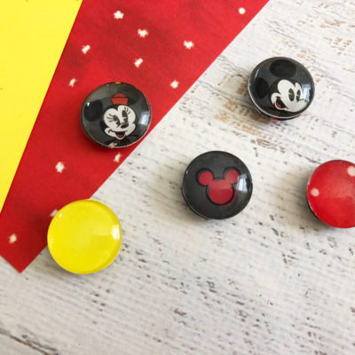 DIY Disney Mickey Fridge Magnets – Bring Some Magic To Your Home