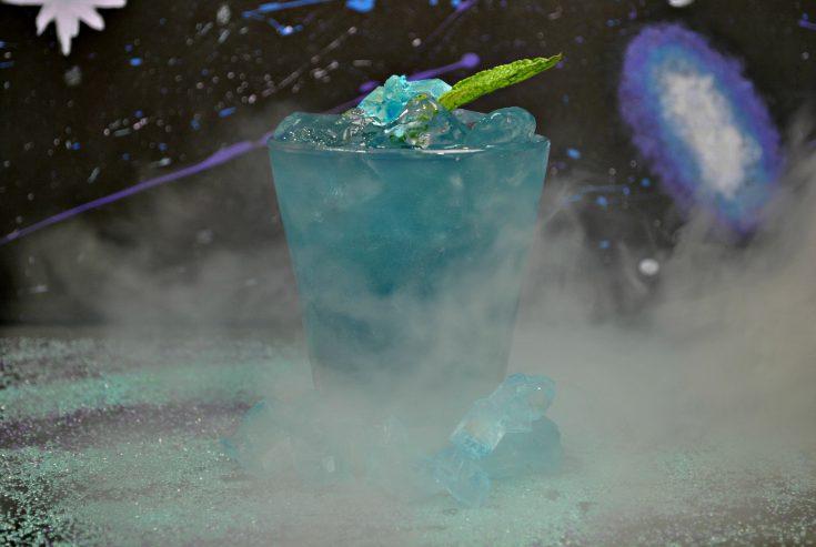 Super Hero Drink Recipe, Avengers Mocktail, Avengers Drink, Avengers Infinity War
