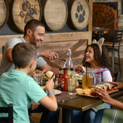 Great Wolf Lodge Georgia Food Options: Gluten Free and Nut Free Available
