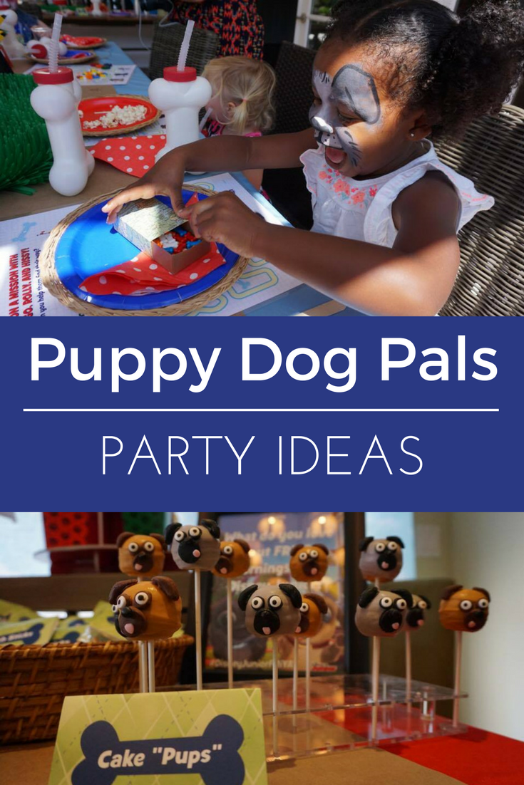 10 Puppy Dog Pals Crafts And Party Ideas Puppy Dog Pals Dvd