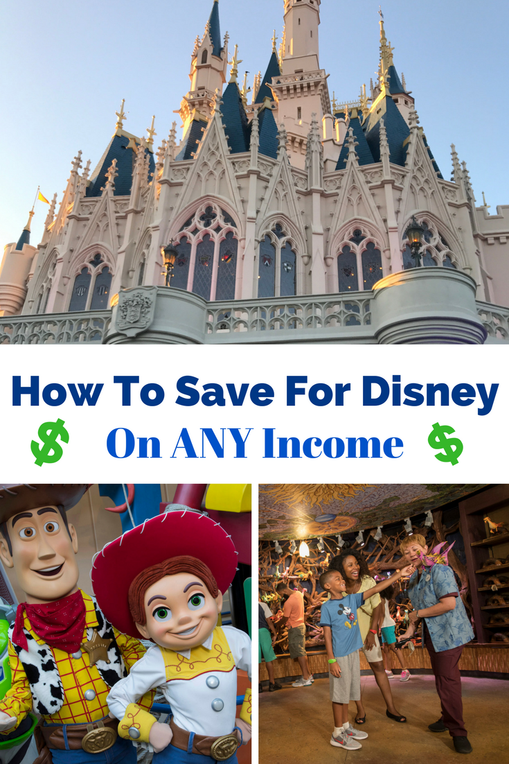 How to Save for Disney, Afford Disney, Disney on a Budget, Affordable Disney
