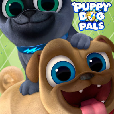 10 Puppy Dog Pals Crafts and Party Ideas | Puppy Dog Pals DVD