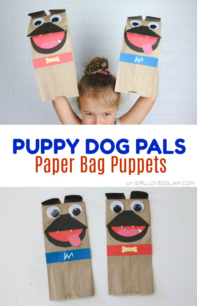Puppy Dog Pals Crafts