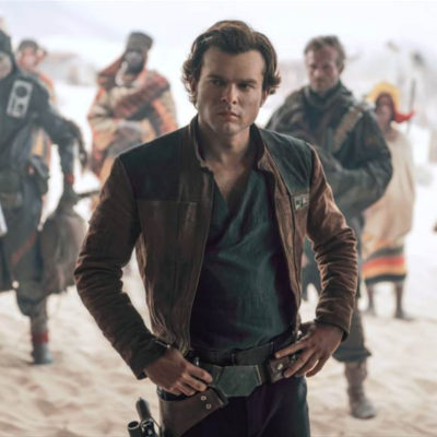 NEW Solo: A Star Wars Story Trailer and Poster | I Can't Wait