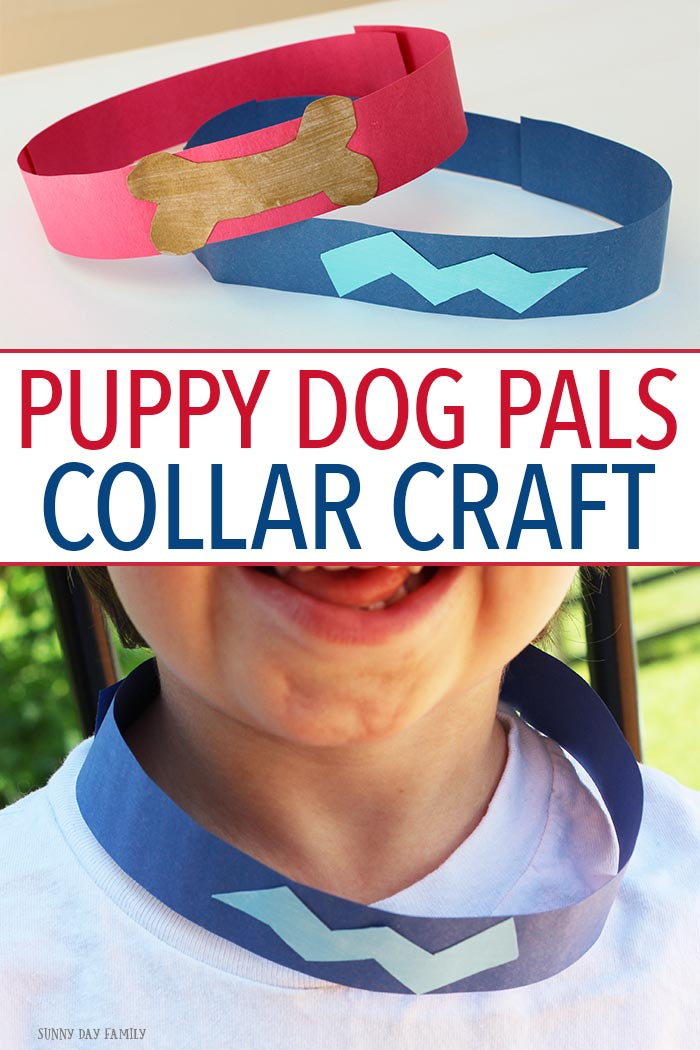 Puppy Dog Pals Craft