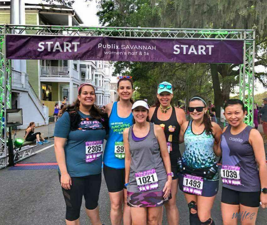 Savannah Women's Half Marathon & 5k