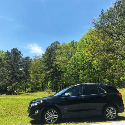 Celebrating Spring With Chevrolet Equinox For National Picnic Day