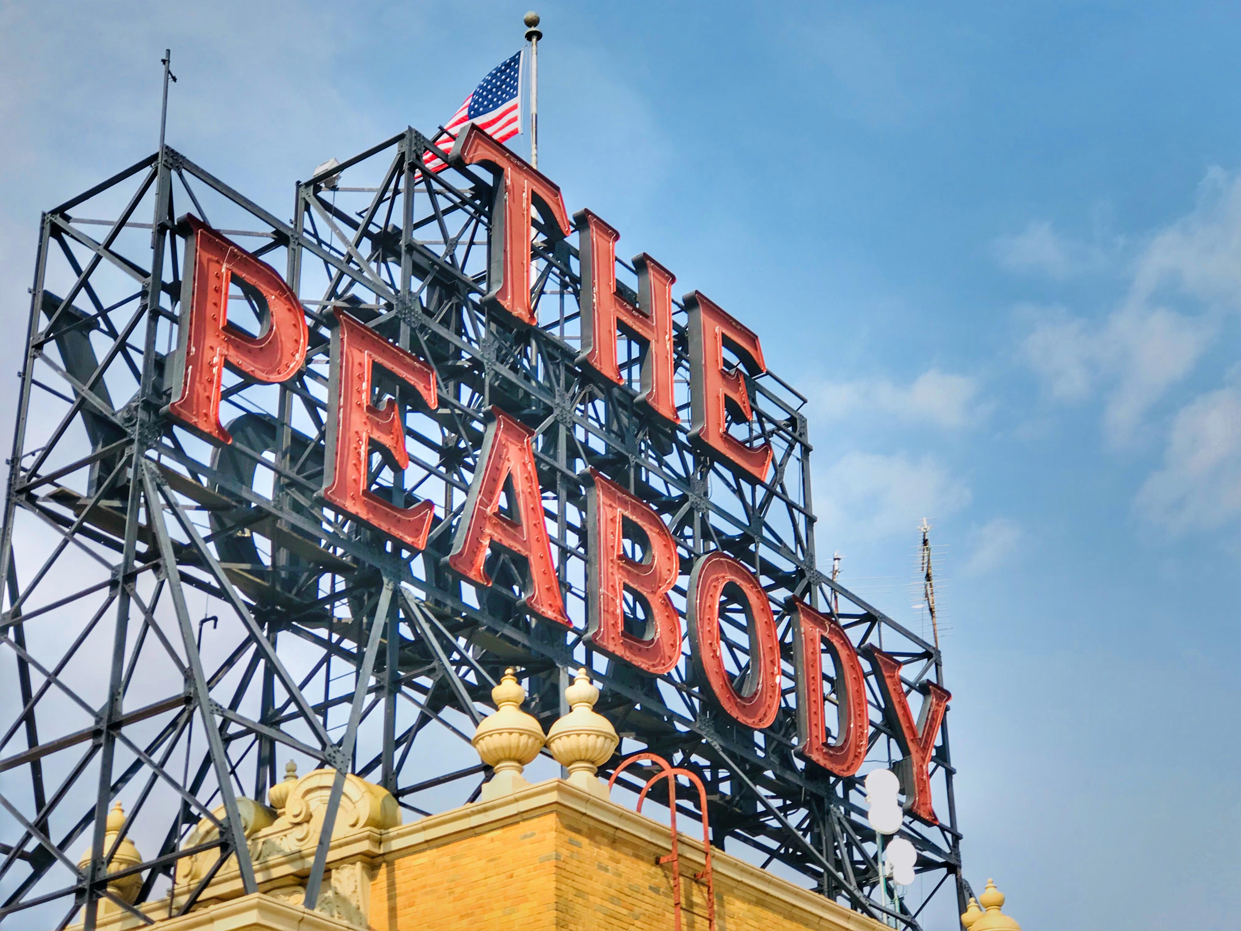 The Memphis Peabody Hotel, The Peabody Memphis Hotel, The Peabody Hotel