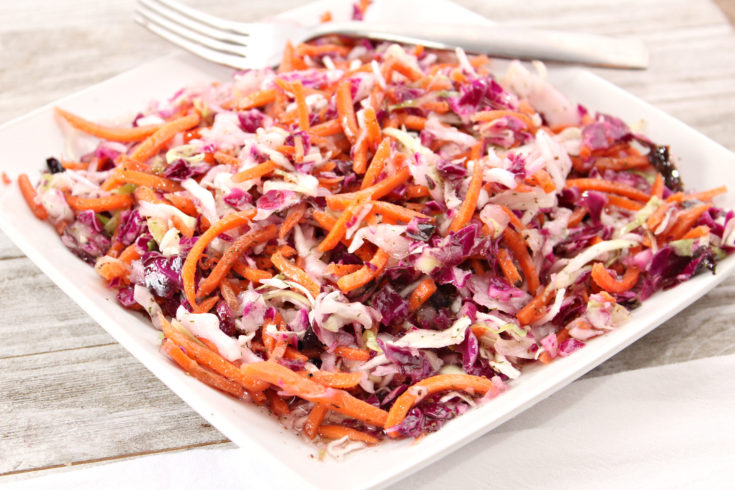 Mayo-Free Coleslaw Recipe: A Summer BBQ Side-Dish Favorite