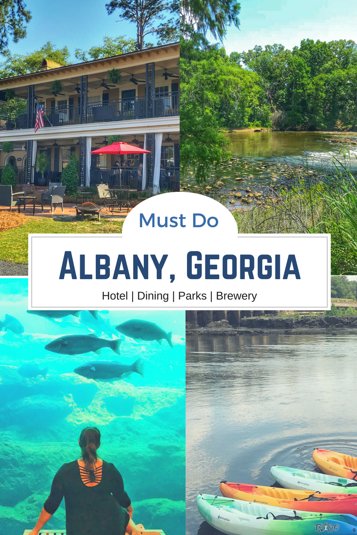 Your guide to the best things to do in Albany GA, on your next South Georgia vacation! #Travel #Georgia #FamilyTravel #Atlanta
