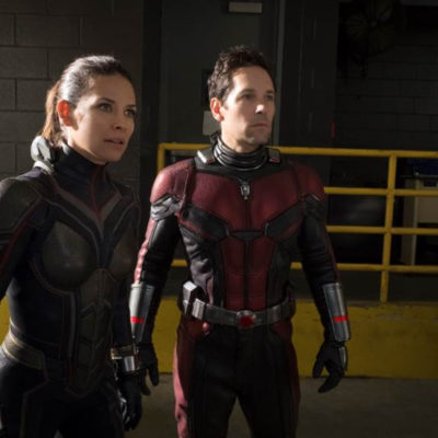Check Out The New Ant-Man and The Wasp Trailer & Poster