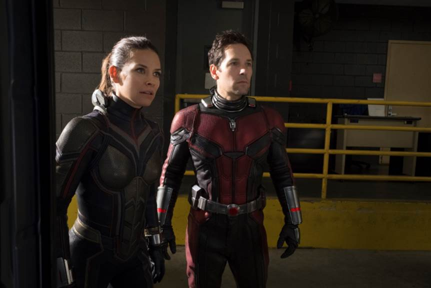 New Ant-Man and The Wasp Trailer & Poster