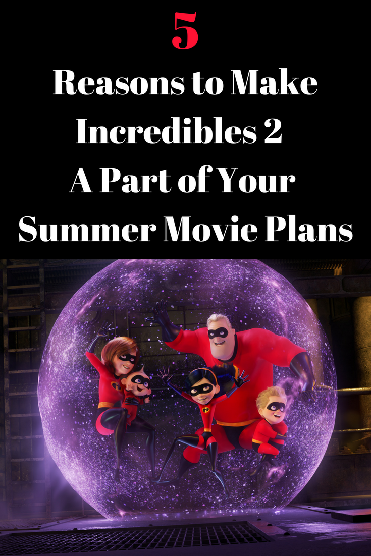 Incredibles 2 Movie Review: See if it's worth the price of your whole family to see Disney Pixar's Incredibles 2. #Incredibles2