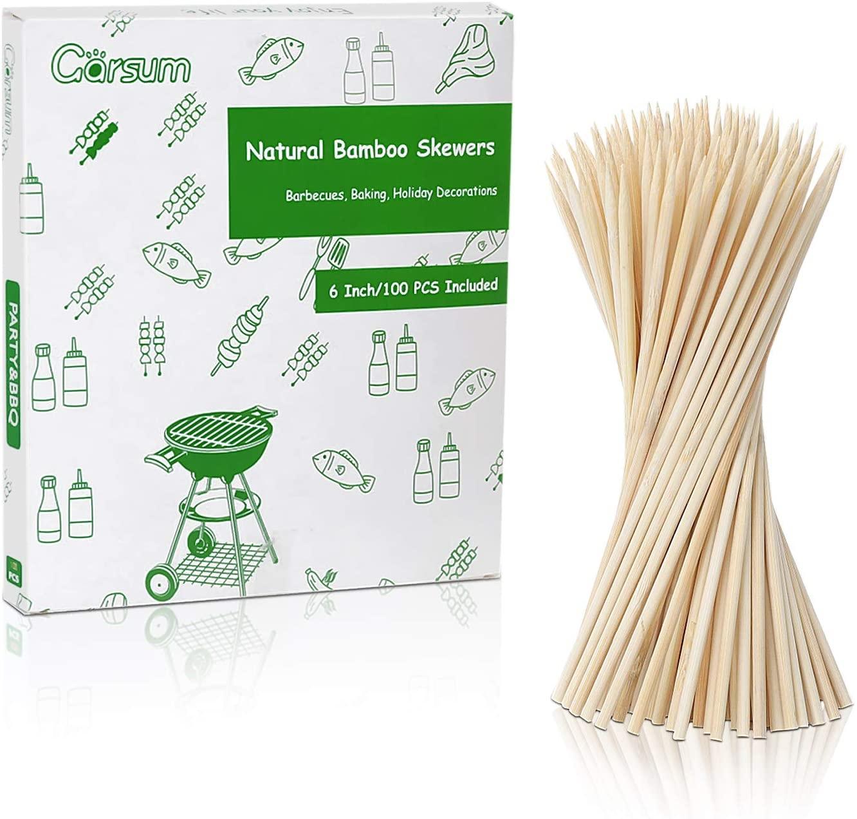 Bamboo Sticks on Amazon