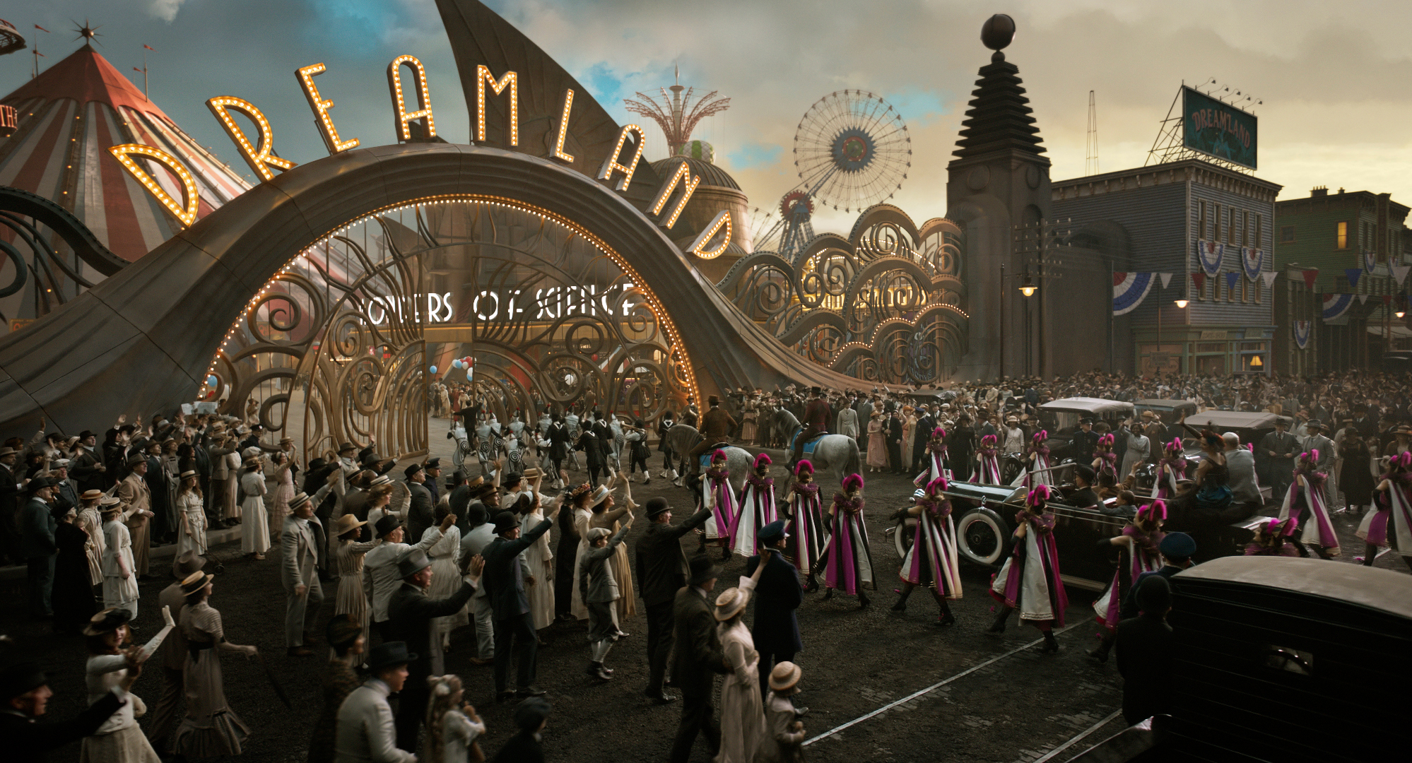 Dumbo, tim burton dumbo, live-action dumbo teaser trailer