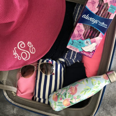 My Favorite Female Travel Essentials – That I Always Pack