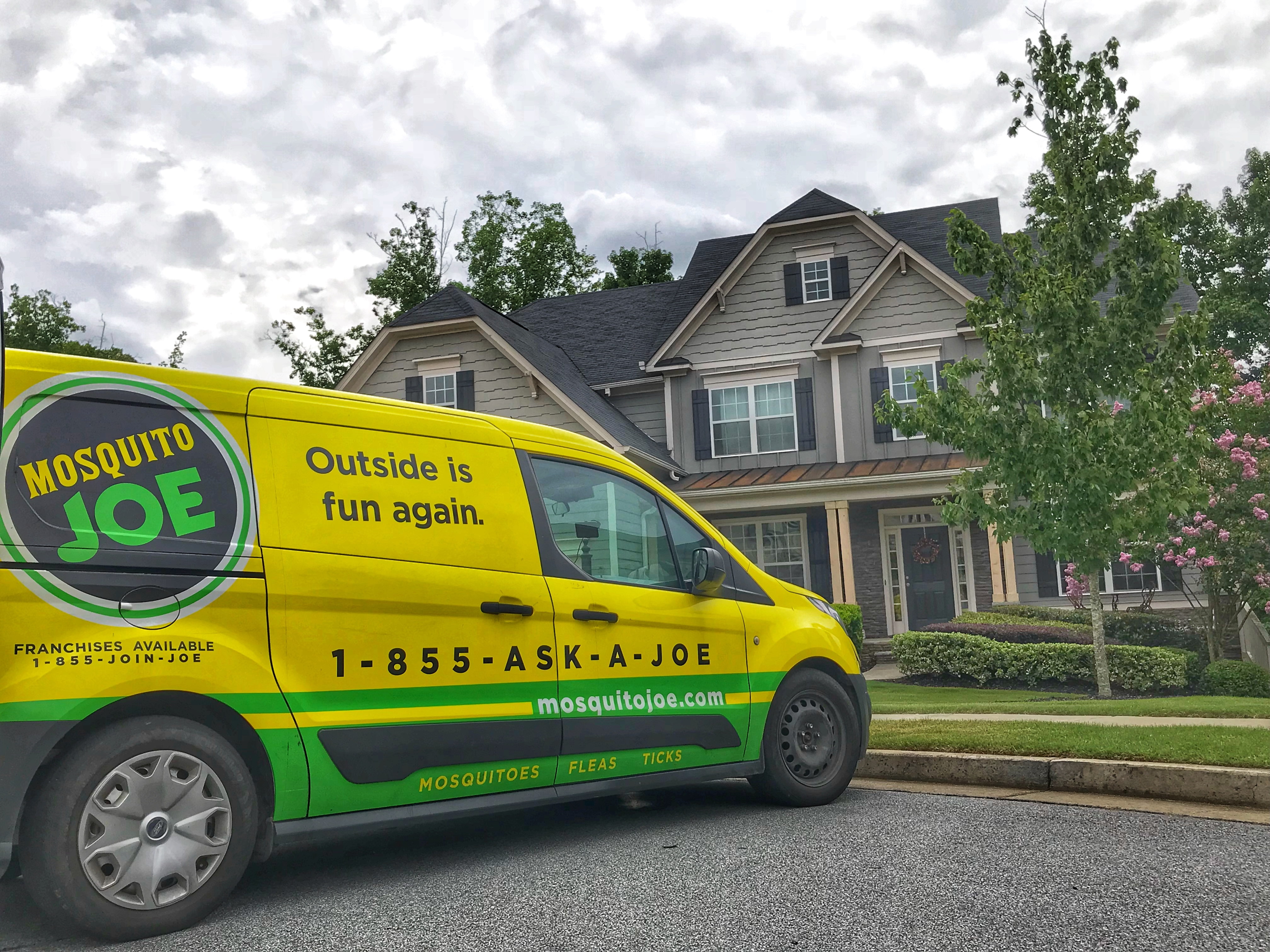 Mosquito Spraying, Mosquito Prevention