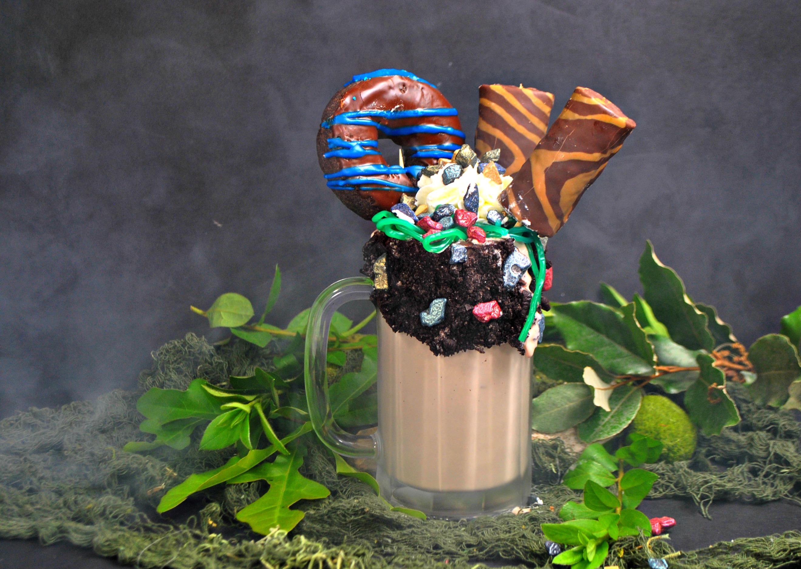 Dinosaur Milkshake Recipe, Jurassic World Fallen Kingdom Recipe, Jurassic World