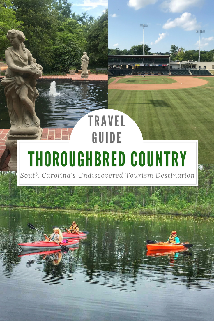 Explore South Carolina's Thoroughbred Country, where history and art collide against live oaks. This is a complete guide: where to stay, what to do and where to eat. #Travel #TravelGuide #SouthCarolina