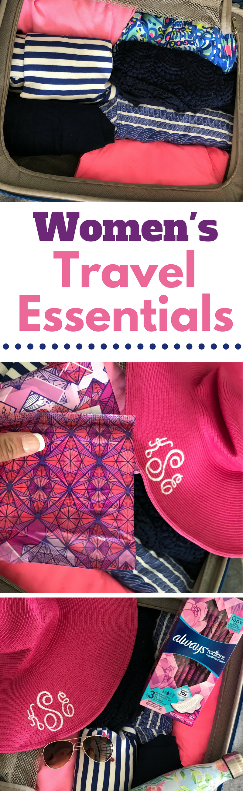 #AD The travel items that solo female travelers should not leave home without. #WomensTravel #Travel #