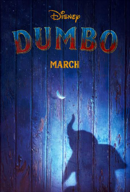 Live-Action Dumbo Teaser Trailer, Tim Burton Dumbo, Dumbo 2019 Movie