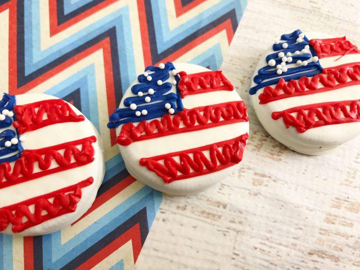 4th of July dessert, patriotic dessert, easy patriotic dessert, easy 4th of July dessert