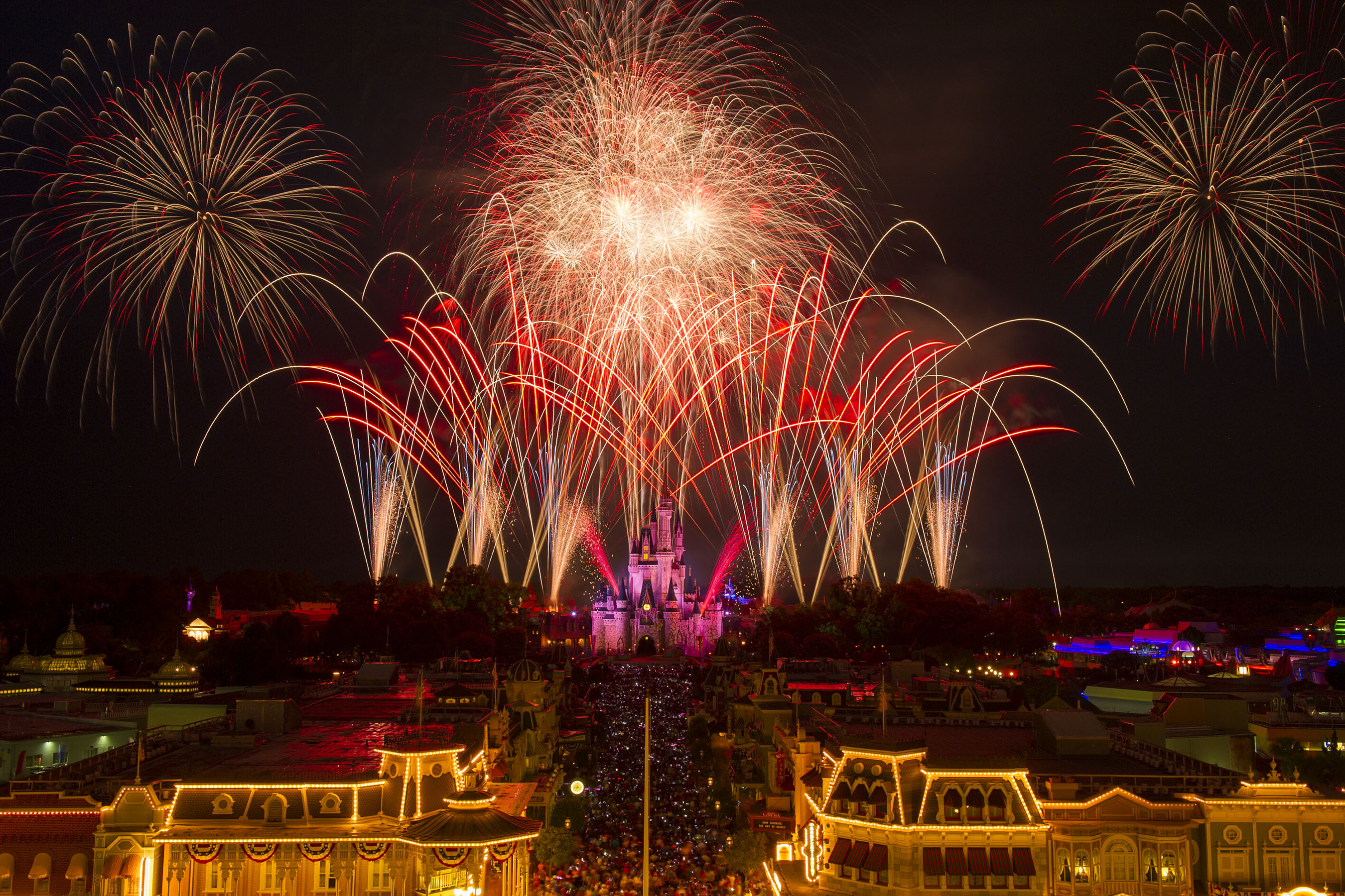 4th of July fireworks, 4th of July, family travel