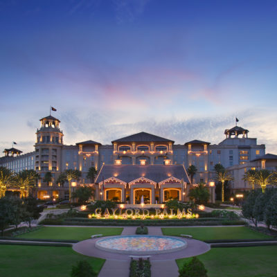 Plan Your Holiday Travel Now: Christmas at Gaylord Palms 2018