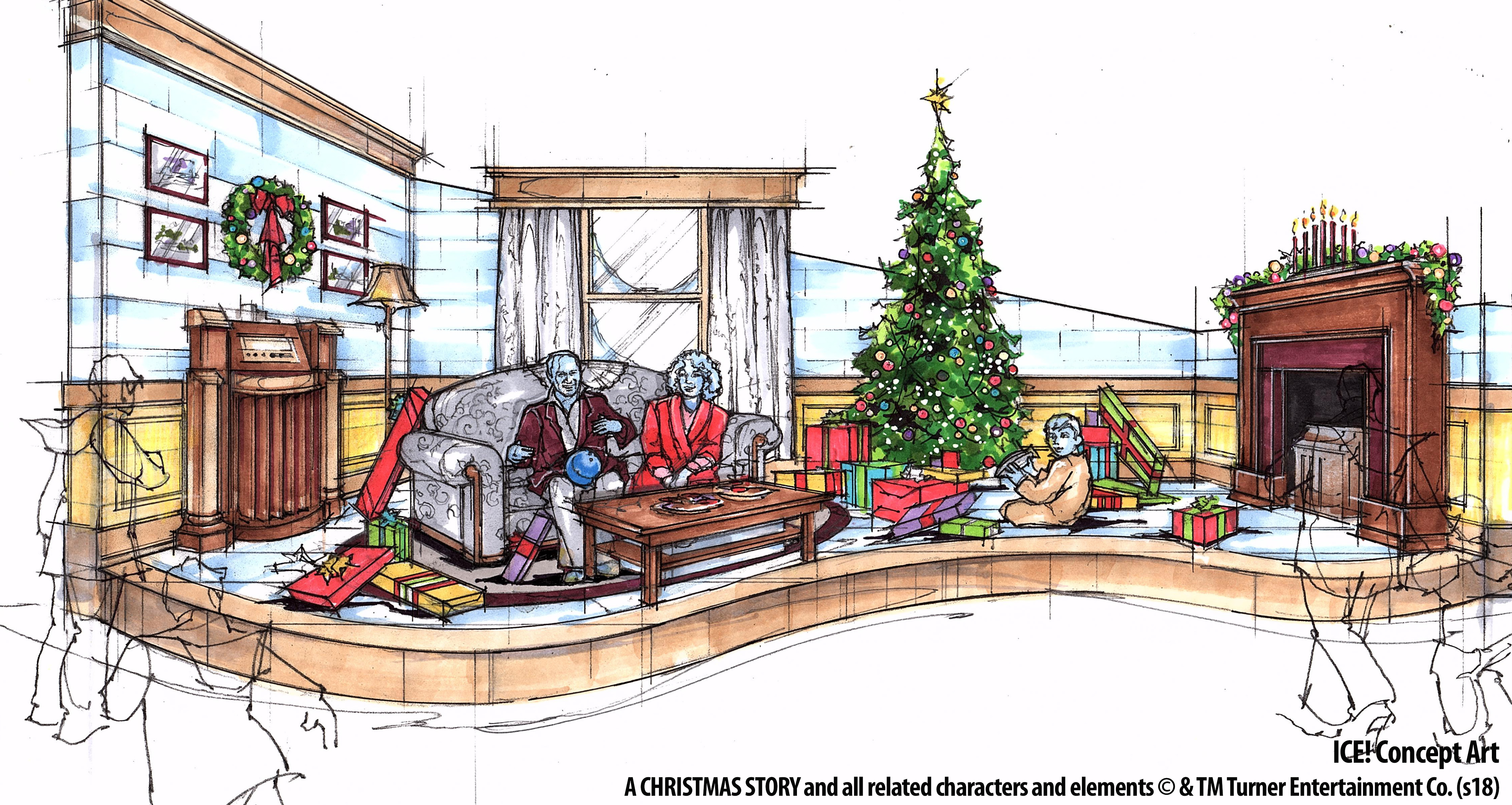 Christmas at Gaylord Palms 2018, Christmas Gaylord Palms, Gaylord Palms Orlando