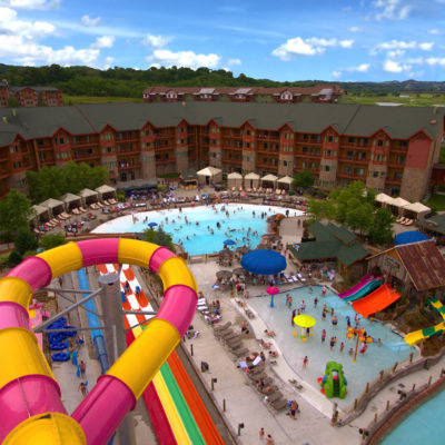 Take Your Family Vacation To The Next Level: Wilderness at the Smokies Resort