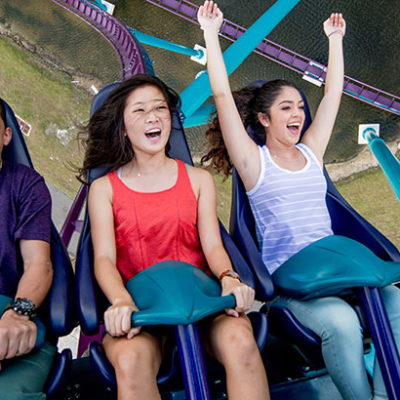 SeaWorld Orlando Celebrates Christmas in July With Special Offers