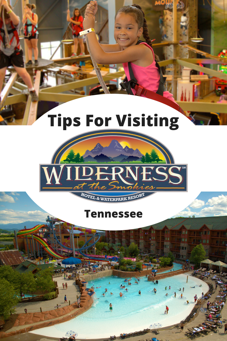 #AD Tips for planing your visit to Wilderness at the Smokies - Tennessee's largest indoor waterpark. Plus, enter their 10th anniversary sweepstakes to win! #LaughPlayStay #WildernessattheSmokies #FamilyTravel