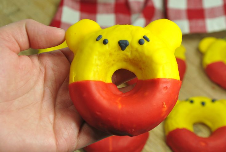 Winnie The Pooh Donuts, Winnie the Pooh, Christopher Robin Movie, Christopher Robin